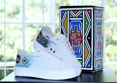 Esther Mahlangu Sneaker competition