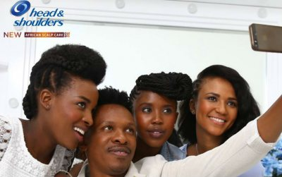 Head & Shoulders African Hair & Scalp Care Competition