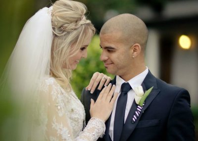 JP and Sue Duminy