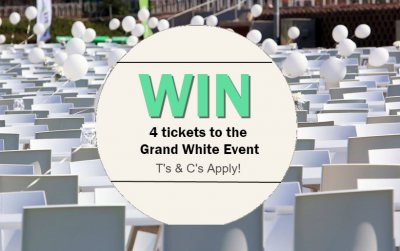 Nutriday Grand White Ticket Giveaway