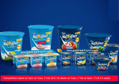NutriDay Smart Snack Giveaway