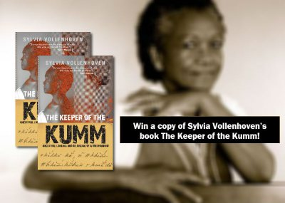 The Keeper of the Kumm by Sylvia Vollenhoven