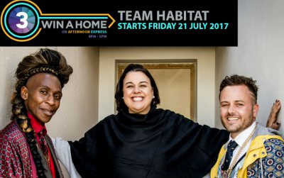 Win A Home: Team Habitat