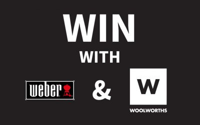 Win a Weber Kettle Braai and a Woolworths R500 voucher