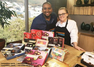 Win a Woolworths chocolate hamper!