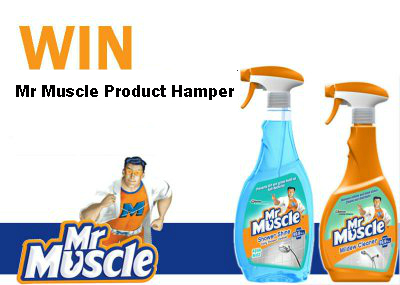 MR. MUSCLE COMPETITION